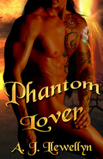 Phantom Lover (Phantom Lover, #1)