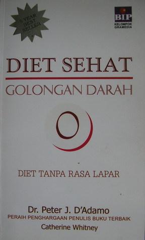 Diet Golongan Darah, Cara Hebat Turunkan Berat Badan
