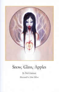 Snow, Glass, Apples