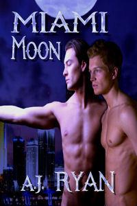 Miami Moon by A.J. Ryan
