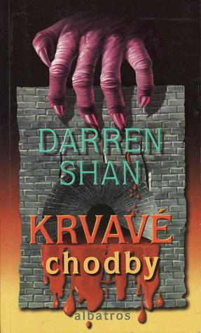 Krvavé chodby (Příběhy Darrena Shana, #3)