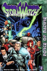 StormWatch, Volume 1 by Warren Ellis