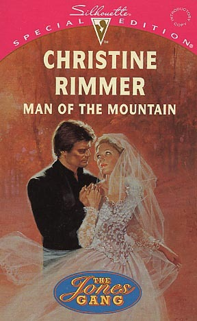 Man of the Mountain(The Jones Gang 2)