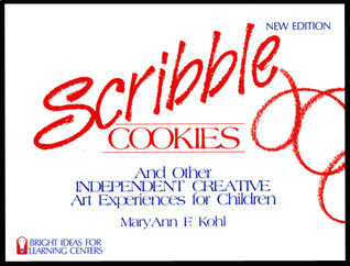 Scribble Cookies and Other Independent Creative Art Experiences for Children