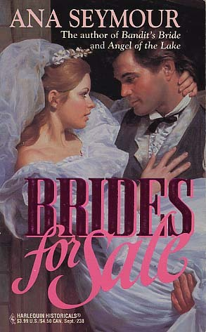 Brides for Sale by Ana Seymour