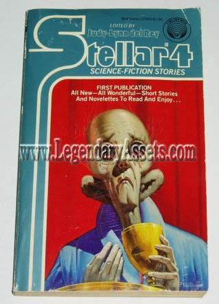 Stellar 4: Science Fiction Stories