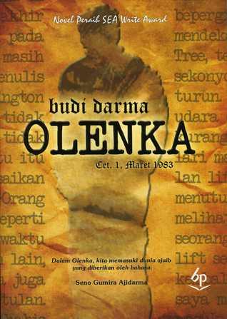 Olenka by Budi Darma