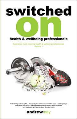Switched On Health & Wellbeing Professionals Vol. 1