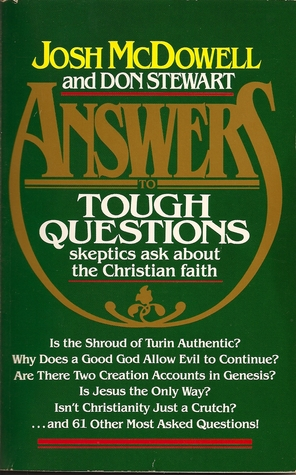 Answers to Tough Questions Skeptics Ask about the Christian Faith (ePUB)