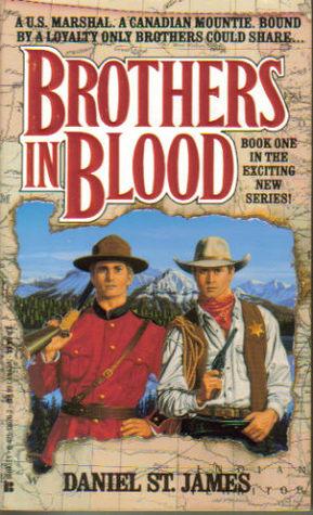 Brothers/blood Bk 1