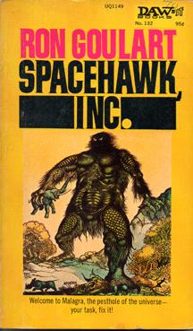 Spacehawk, Inc. by Ron Goulart