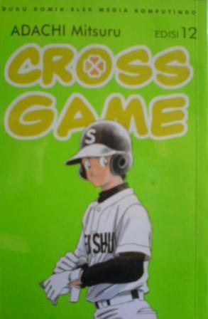 Cross Game 12 (Cross Game, #12)