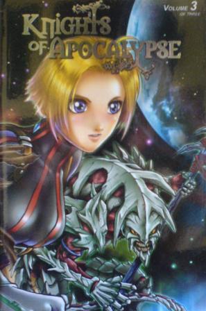 Knights of Apocalypse Vol. 3 by Is Yuniarto