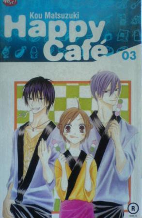 Happy Café, Volume 3