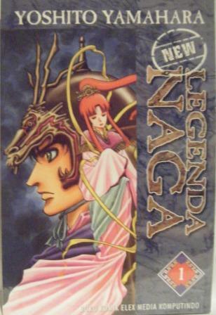 New Legenda Naga Vol. 1