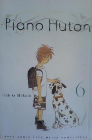 Piano Hutan Vol. 6