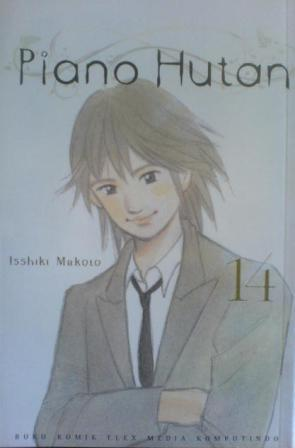 Piano Hutan Vol. 14 by Isshiki Makoto