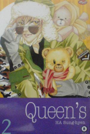 Queen's Vol. 2