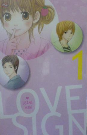 Love Sign Vol. 1