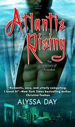 Book Review: Alyssa Day's Atlantis Rising