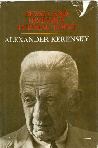 Alexander Kerensky Quotes