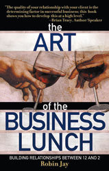 The Art of the Business Lunch: the recipe for lean cuisine & fat check$. (Audio Book Download)