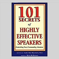 101 Secrets of Highly Effective Speakers: Controlling Fear, Commanding Attention (Audio Book Download)
