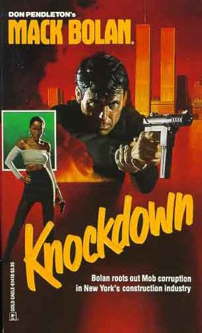 Knockdown Super Bolan 18 By Carl Furst