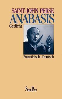 Anabasis. Gedicht. Französisch /Deutsch