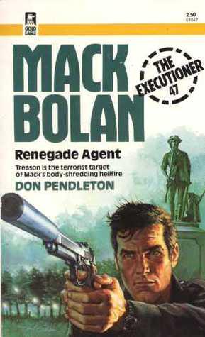Renegade Agent by Steven M. Krauzer