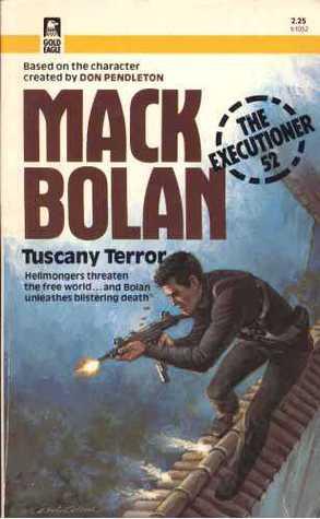 Tuscany Terror by Stephen Mertz