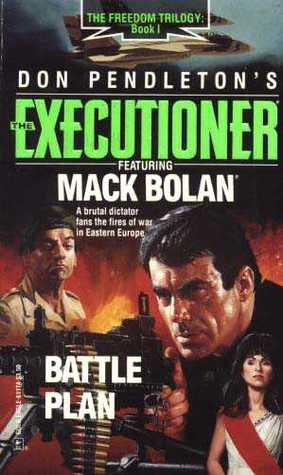 Battle Plan (The Executioner, #174)