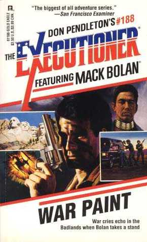 War Paint (Mack Bolan The Executioner, #188)