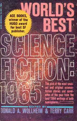 World's Best Science Fiction 1965