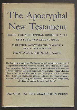 Apocryphal pdf the new testament
