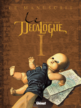 Ebook Le Décalogue, Tome 1: Le Manuscrit by Frank Giroud PDF!