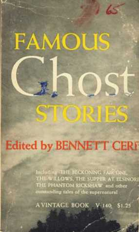 Famous ghost stories by Bennett Cerf