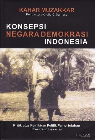 Konsepsi Negara Demokrasi Indonesia by Kahar Muzakkar
