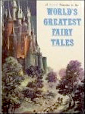 A Second Treasury of the World's Greatest Fairy Tales by