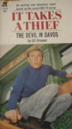 The Devil in Davos (It Takes a Thief #1)