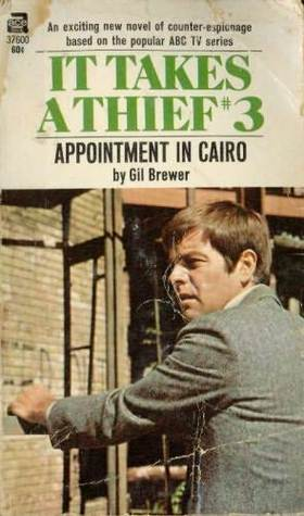 Appointment in Cairo (It Takes a Thief #3)