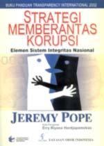 Strategi Memberantas Korupsi