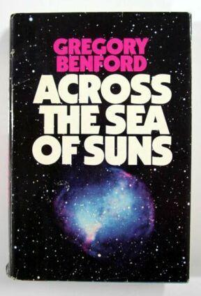 book cover for Across the Sea of Suns