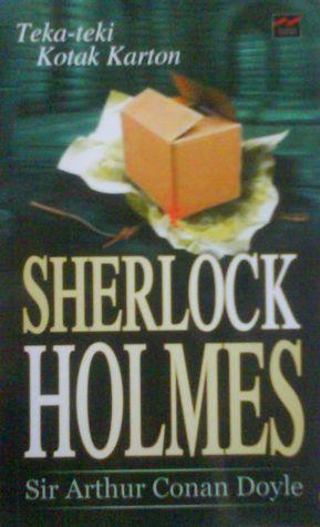 Sherlock Holmes : Teka-teki Kotak Karton