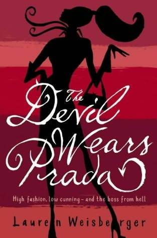 The Devil Wears Prada by Lauren Weisberger - Cover from Goodreads