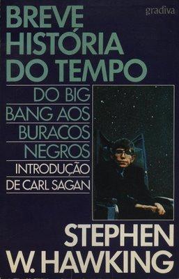 Breve História do Tempo - Do Big Bang aos Buracos Negros