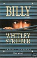 Billy by Whitley Strieber