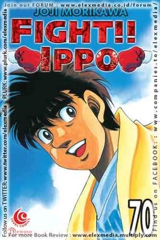 Hajime no Ippo, Vol. 70 (Hajime no Ippo, #70)