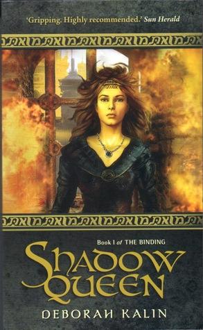 Shadow Queen by Deborah Kalin
