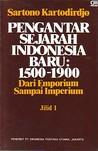 Pengantar Sejarah Indonesia Baru: 1500-1900